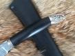Нож - Орел (дамасская сталь, граб)
