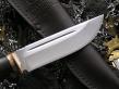 Нож АН-1 (Алмазка, граб, бронза)