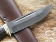Нож Кабан (Vanadis10, венге, латунь)