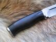 Нож ОНД-1 (Дамаск, граб, мельхиор)