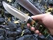 Нож ОН-9 (Vanadis10, акрилат, мельхиор)