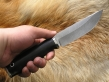 Нож ОНД-8 (Дамаск, граб, мельхиор)
