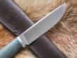 Нож Соболь 2 (м390, карагач, дюраль)