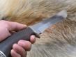 Нож Кабан 1 (110х18, граб, мельхиор)