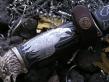 Нож Орёл (Elmax, граб, мельхиор, дер. ножны, инкрустация)