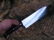 Нож кухонный Эксклюзивный (m390, граб)