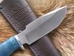 Нож Шкуросъемный 1 (м390, кап клена, дюраль)