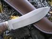 Нож РН-4 (Vanadis10, стаб. кап клена, мельхиор)