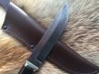 Нож Охотничий (Vanadis 10, кор. граб, мельхиор)