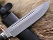 Финка НКВД (Vanadis10, граб, деревянные ножны)