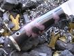 Нож РН-8 (М390, акрилат, мельхиор)
