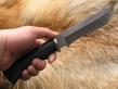 Нож ОНД-6 (Дамаск, граб, мельхиор)