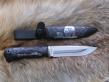 Нож Панда (VG-10, граб, инкрустация)