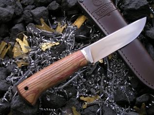Нож Соболь 1 (х12мф, карагач, дюраль)