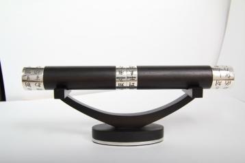 Японский нож Танто (Эбен, серебро)