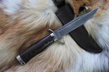 НР-40 Нож разведчика (Дамаск, венге)