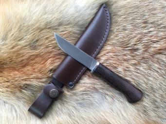 Нож Малый 2 (Булат, венге, латунь)
