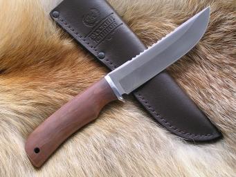 Нож Фин (vanadis10, груша, дюраль)