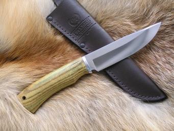 Нож Косуля (х12мф, шелковица, дюраль)