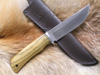 Нож Атака 2 (Vanadis10, шелковица, дюраль)