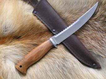Нож Рыболов (elmax, тис, дюраль)