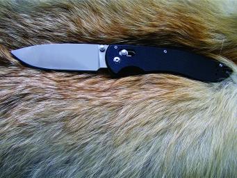 Складной нож №2
