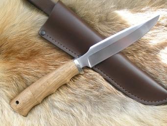 Нож Шершень (Elmax, дуб, дюраль)