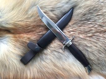 Финка НКВД (Elmax, граб, деревянные ножны)